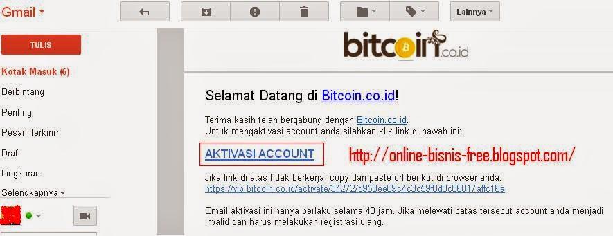 Cara Mendapatkan Rupiah/Bitcoin Dengan Trading