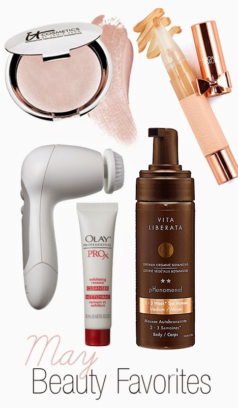 A Good Hue Beauty Favorites