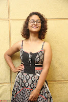 Actress Aditi Myakal Looks gorgeous in Sleeveless Deep Neck Top at Ami Tumi success meet ~  Exclusive 011.JPG