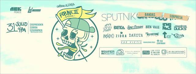 Sputnik  Regresa el Popunk III