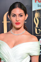 Amyra Dastur in White Deep neck Top and Black Skirt ~  Exclusive 023.JPG