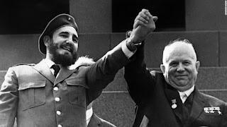 Fidel Castro-Che Guevera