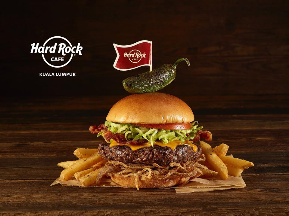 [Review] HARD ROCK CAFE BRINGS SOME GLOBAL INSPIRATION  TO ITS MENU DURING RAMADHAN