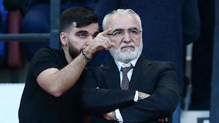 Σαββίδης: «Ζητώ ταπεινά συγγνώμη»