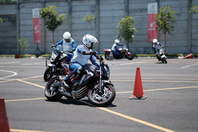 Latihan sebelum The 18th Safety Japan Instructors Competition 2017