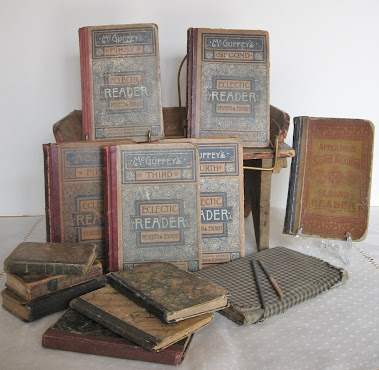 COLLECTIONS: Early School Books