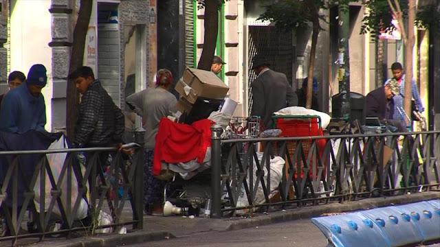 España sufre la mayor subida del desempleo desde 2013
