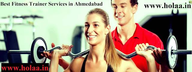 Best Fitness Trainer Services in Ahmedabad