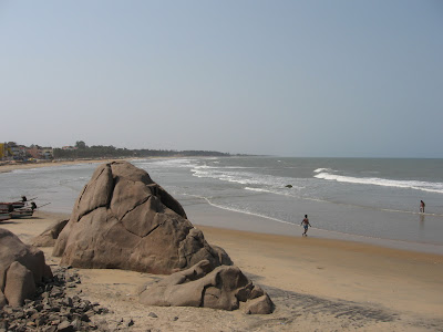 Bay of Bengal, Mahabalipuram