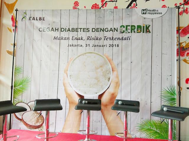 Tepung Kelapa Solusi Nutrisi Bagi Penderita Diabetes