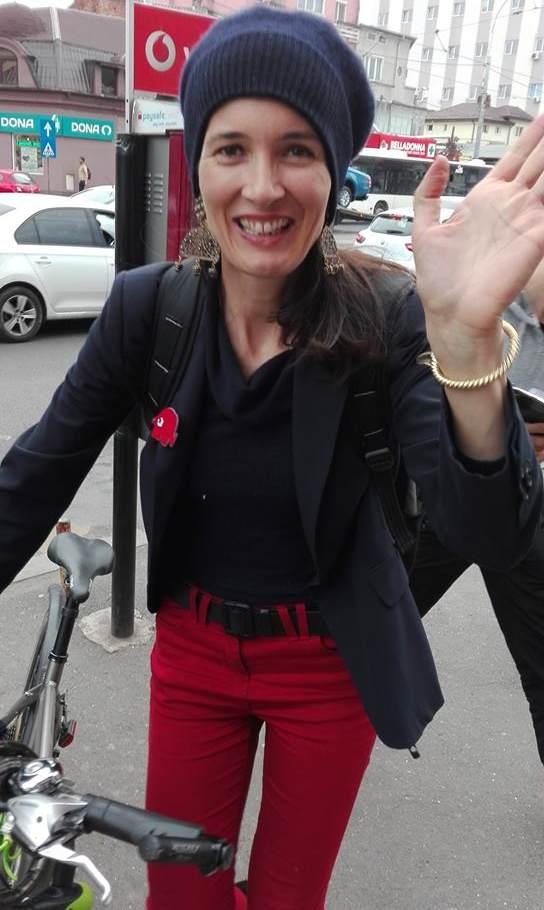 Clotilde Armand a câștigat alegerile interne în USR și e ...  |Clotilde Armand