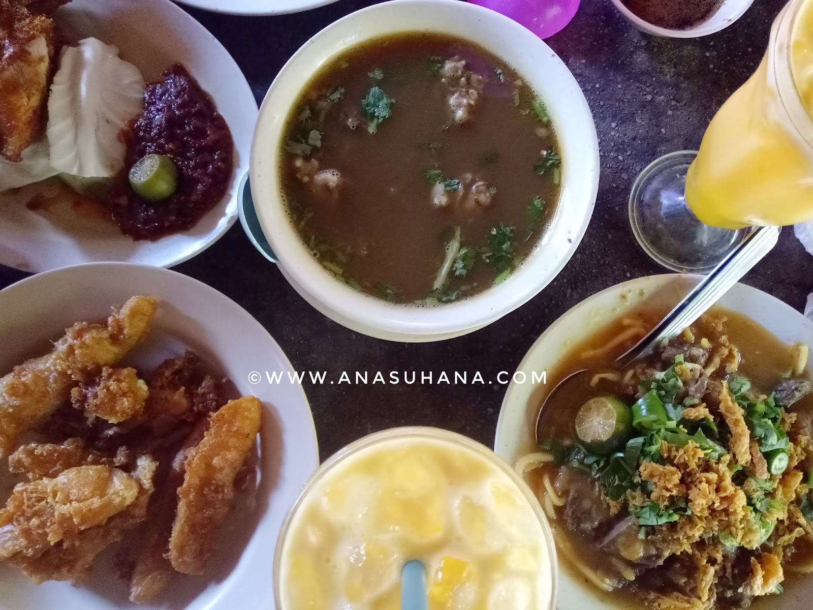 Restoran ZZ Sup Tulang - Tempat Makan Popular di Johor Bahru