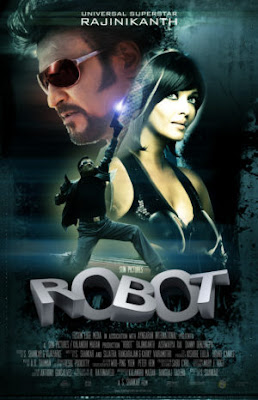 The Robot 2010 Hindi 720p BluRay 1.2GB