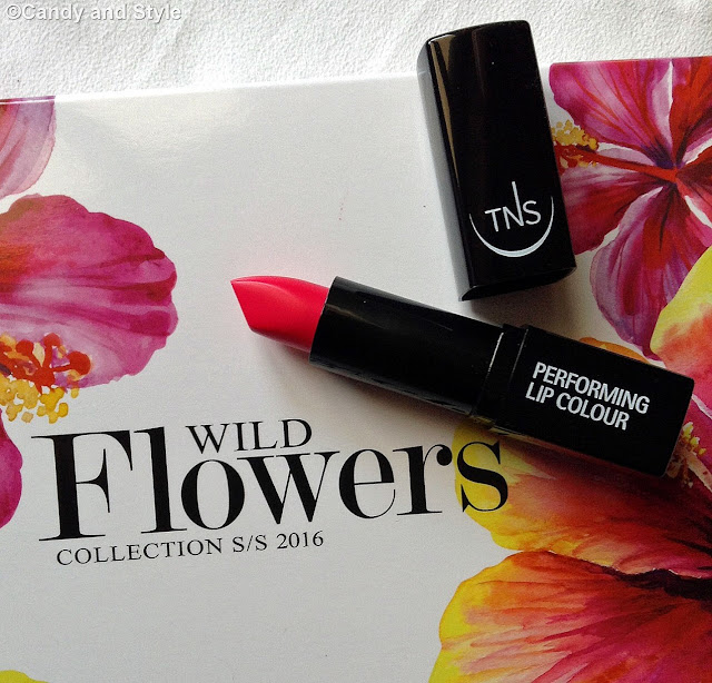 TNS Cosmetics Wild Flowers Collection
