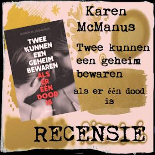 Karen McManus, Van Goor