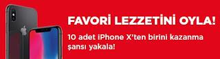 Lays ile iPhone X Kazan