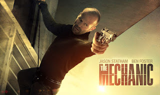 Download The Mechanic (2011) 720p Dual Audio DVDScr 1GB