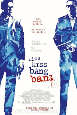Sinopsis film Kiss Kiss Bang Bang (2005)