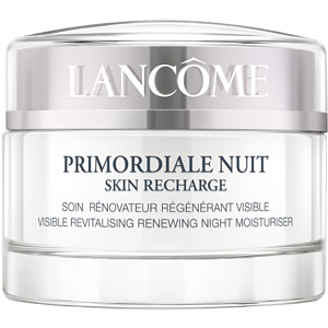 Shazzering Beauty: Review: Lancome - Primordiale Nuit Skin Recharge Night Cream