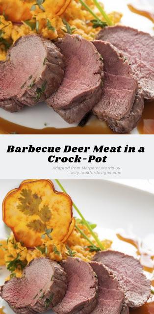 deer meat crock pot recipes