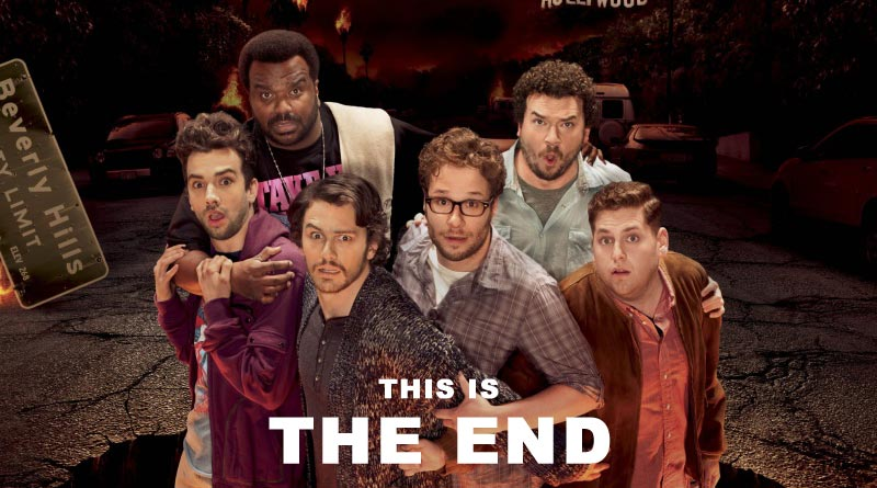 This is the End 2013 directed by Evan Goldberg and
