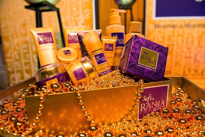 [Beauty Review] Safi Rania Gold