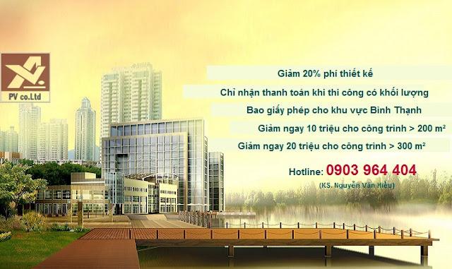 giá xây dựng nhà phố trọn gói tại tphcm