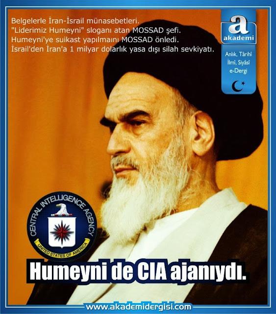 Humeyni de CIA ajanıydı