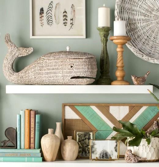 Coastal Home Decor Accent Sale at Wayfair