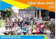 Liputan : Festival Liburan Condro, Ruang Kreasi Anak Untuk Mengisi Liburan Akhir Tahun