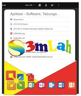 Download Aplikasi Tabungan Siswa Lengkap 2016