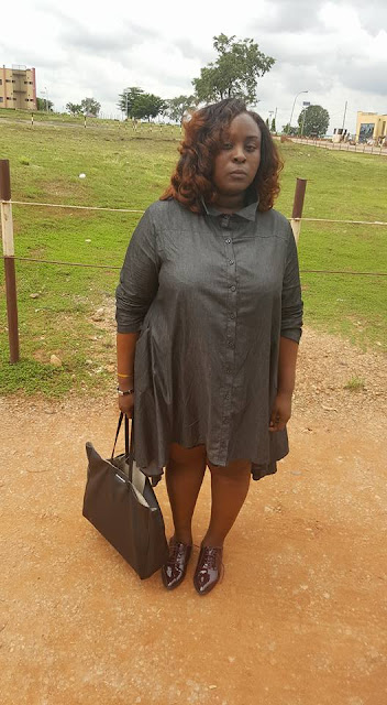 Ilsa Aida Kicked Out Of Immigration Office, Abuja For Indecent Dressing