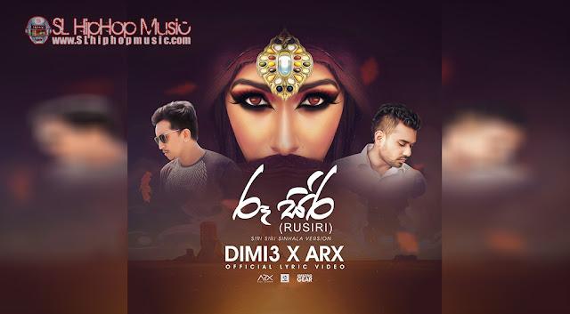 Dimi3, ARX, Sinhala Rap, sl hiphop,
