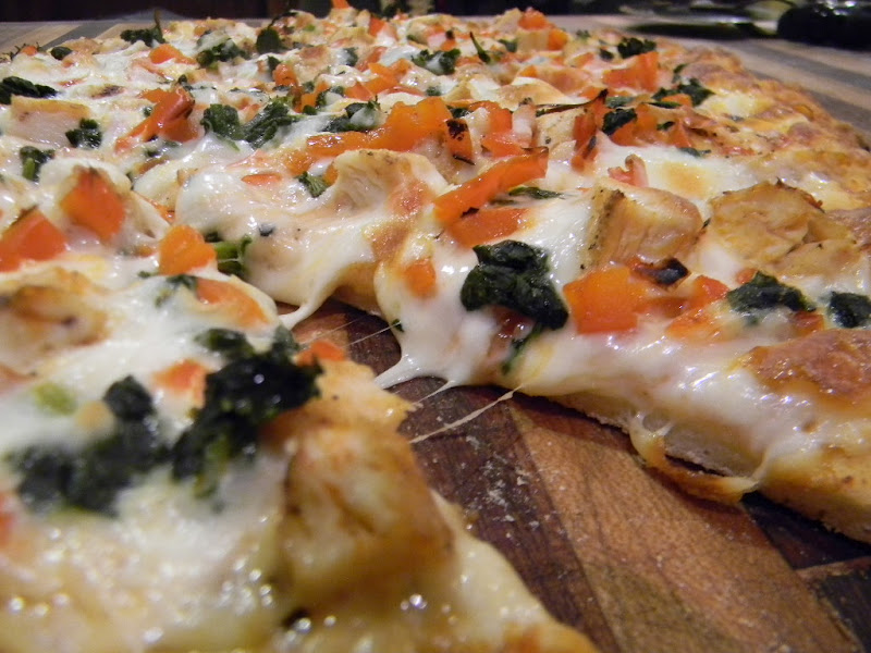 nancy 39 s daily dish mmmm homemade pizza. Black Bedroom Furniture Sets. Home Design Ideas