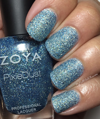 Zoya Seashells Collection; Bay