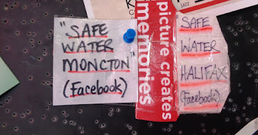 Safe Water Moncton - facebook project