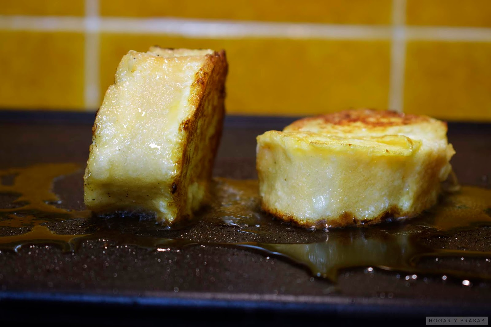 imagen Como preparar torrijas en asadora o sartén