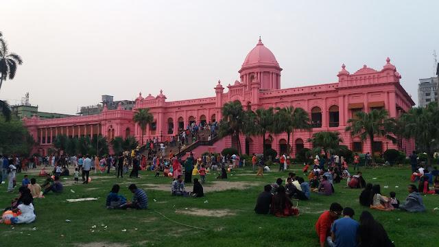 Ahsan Manzil, Dhaka, Bangladesh