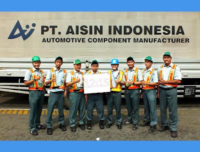 Lowongan Kerja Jobs : Operator Produksi, Operator Quality, Operator Maintenance PT. Aisin Indonesia Automotive Plant (PT AIIA) Membutuhkan Tenaga Baru Seluruh Indonesia