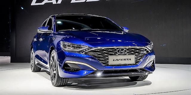 Hyundai Lafesta Price in India