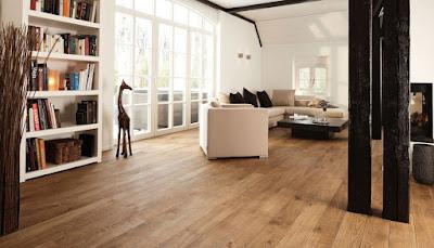 Nên chọn sàn gỗ tự nhiên hay sàn gỗ công nghiệp