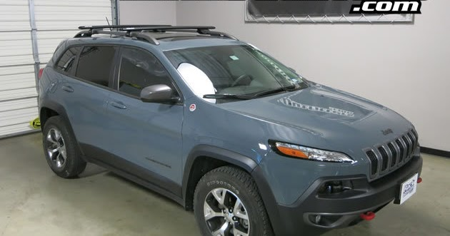 Rack Outfitters Jeep Cherokee Trailhawk Rhino Rack Sx