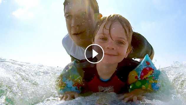 GoPro Awards Jasper s Big Surf Session