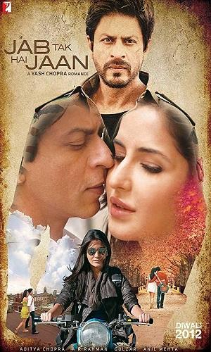 Jab Tak Hai Jaan (2012) Full Hindi Movie Download 720p Bluray