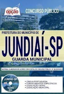 Download Apostila Prefeitura de Jundiaí 2018 PDF