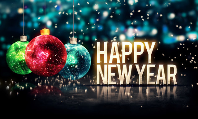 Happy New Year 2017 Best 3D Wallpapers