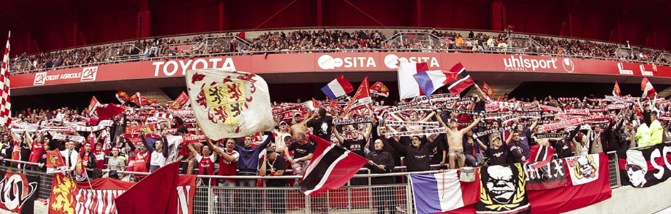 Ultras Roisters Valenciennes