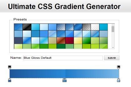 CSS3 漸層語法產生器﹍計數器背景實作(1)
