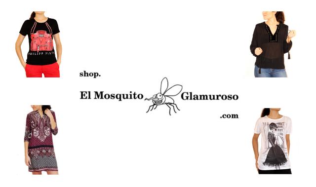 """Descubre la nueva tienda online de """"El Mosquito Glamuroso"""""""