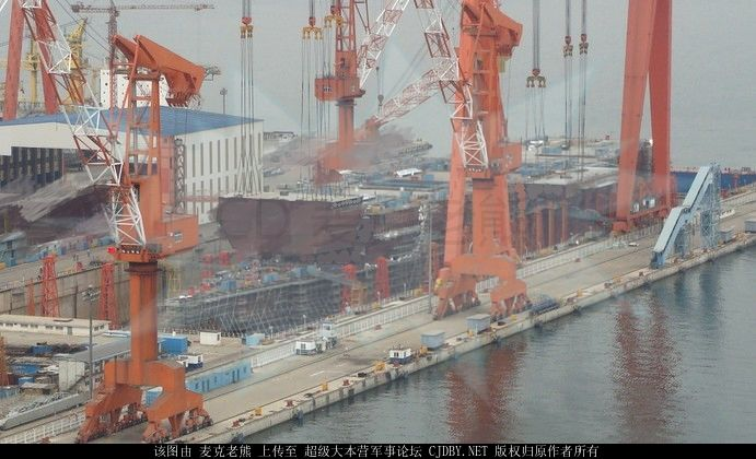 Chinese aircraft carrier program PLN%2BCV-001A%2B-%2B14.5.16%2B-%2B3